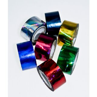 Hoop Glitter Tape Rainbow / Sequin / Prism